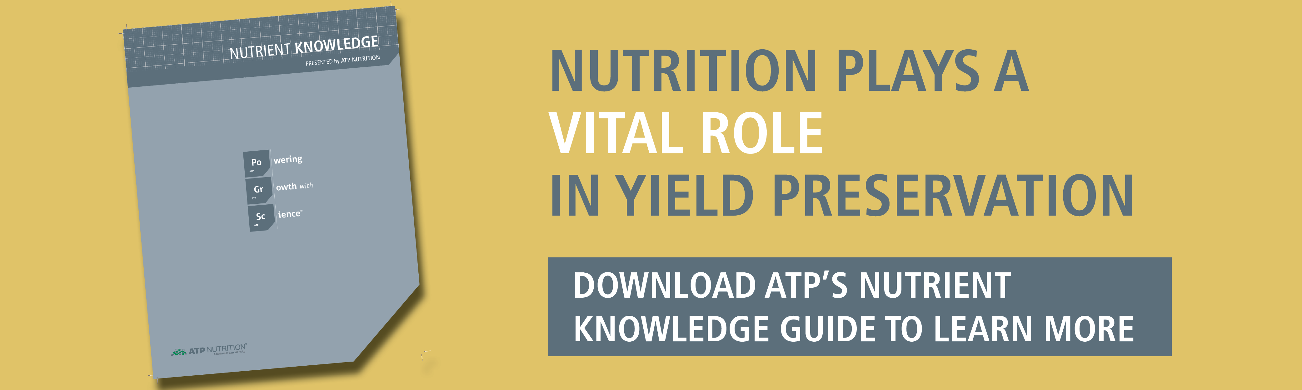 Nutrient Knowledge Guide CTA